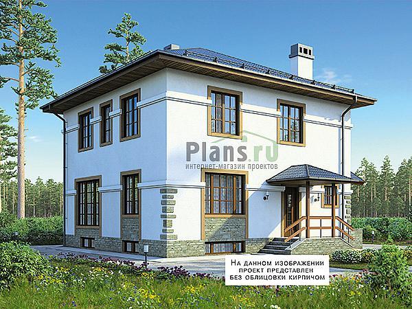 проекты загородных домов с подвальными помещениями